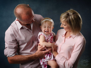 Family Portrait with Alicia Birch Photography